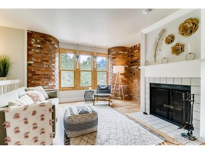 Boulder CO Condo/Townhouse For Sale: $1,149,000