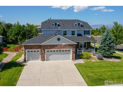Broomfield Single Family Home For Sale: 14675 Golden Eagle Run