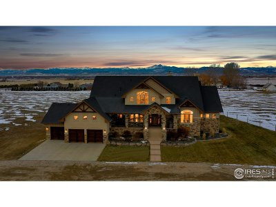 Weld County Single Family Home For Sale: 22362 Schultz Ln