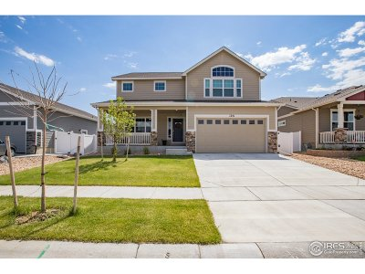 Berthoud Single Family Home For Sale: 1241 Phipps Ln