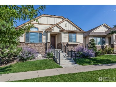 Fort Collins Single Family Home For Sale: 1832 Prairie Ridge Dr