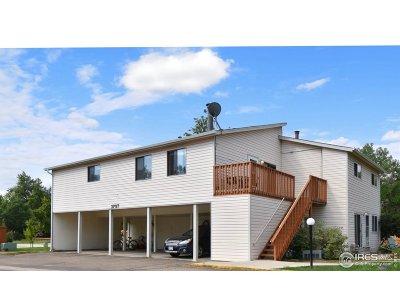 Boulder Condo/Townhouse For Sale: 3707 Talisman Pl #D