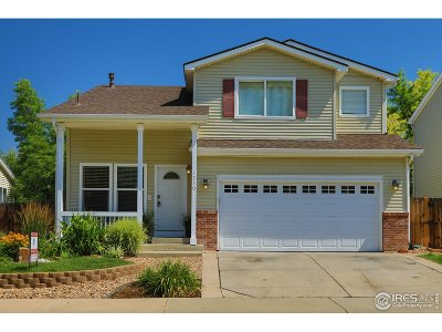 Longmont Single Family Home For Sale: 1270 Trail Ridge Rd