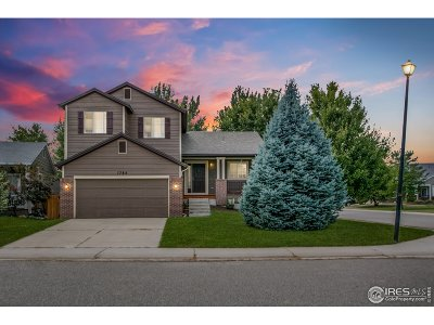 Boulder County Single Family Home For Sale: 1785 Wilson Cir