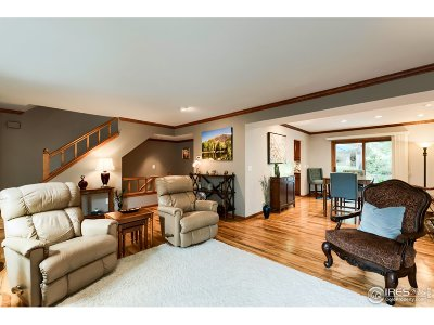 Fort Collins CO Condo/Townhouse For Sale: $422,500