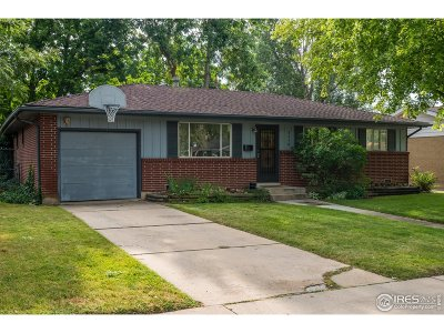 Boulder County Single Family Home For Sale: 3110 25th St