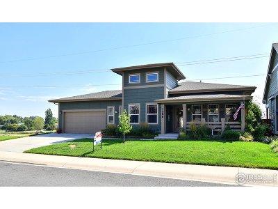 Severance Single Family Home For Sale: 1086 Mahogany Way