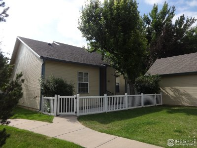 Fort Collins CO Single Family Home For Sale: $358,853
