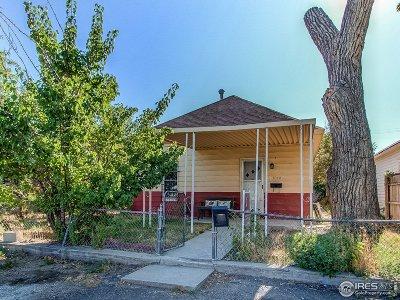 Denver Single Family Home For Sale: 5040 Fillmore St
