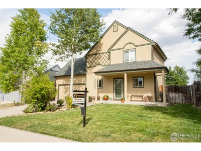 Fort Collins Single Family Home For Sale: 6126 Polaris Dr