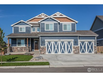 Weld County Single Family Home For Sale: 5399 Long Dr