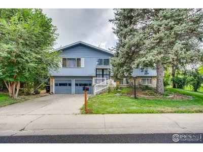 Greeley Single Family Home For Sale: 2720 W 17th St