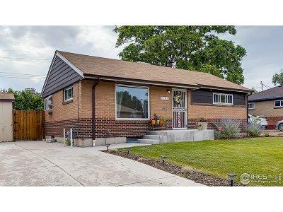 Denver Single Family Home For Sale: 7783 Raritan St