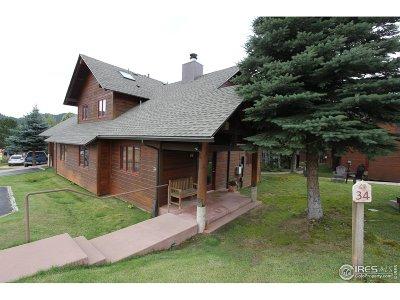 Estes Park Condo/Townhouse For Sale: 1565 Highway 66