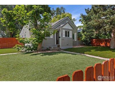 Denver Single Family Home For Sale: 261 Quitman St