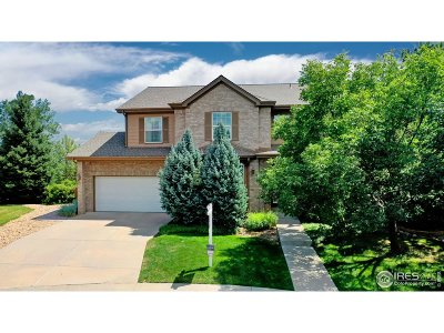 Broomfield Single Family Home For Sale: 5316 Bayberry Ct
