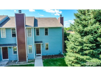 Fort Collins Condo/Townhouse For Sale: 301 Sundance Cir #501