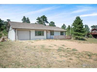 Estes Park Single Family Home For Sale: 2381 Larkspur Ave