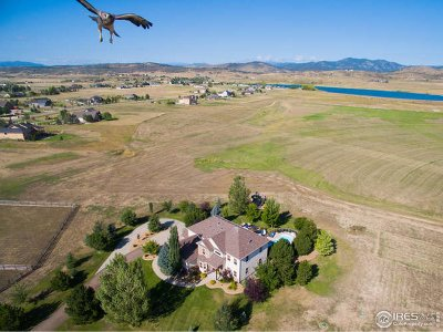 Berthoud Single Family Home For Sale: 1441 Shelby Dr