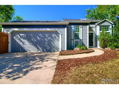 Lafayette Single Family Home For Sale: 607 W Lucerne Dr