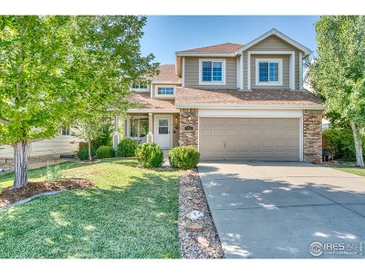 Longmont Single Family Home For Sale: 5701 Mount Sanitas Ave