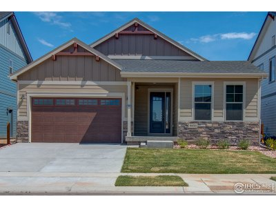 Fort Collins Single Family Home Active-Backup: 4456 Fox Grove Dr