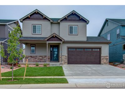 Fort Collins Single Family Home For Sale: 4444 Fox Grove Dr