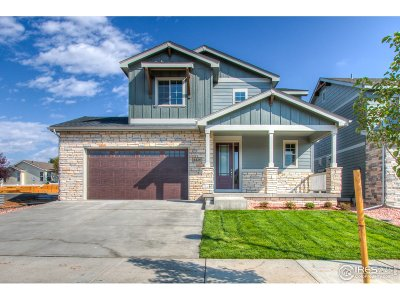 Fort Collins Single Family Home For Sale: 4426 Fox Grove Dr