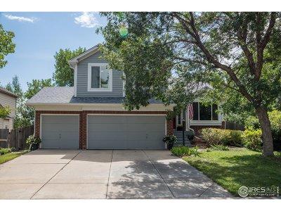 Lafayette Single Family Home Active-Backup: 435 Pinewood Cir