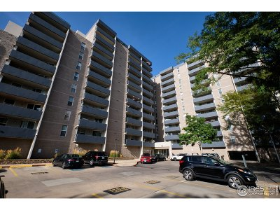 Denver Condo/Townhouse For Sale: 601 W 11th Ave #506