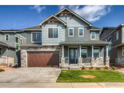 Fort Collins Single Family Home For Sale: 4432 Fox Grove Dr