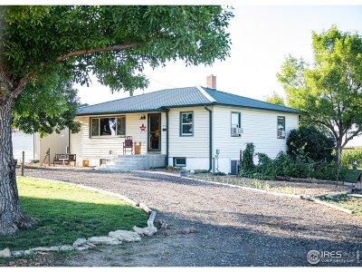 Eaton Single Family Home Active-Backup: 19667 County Road 76