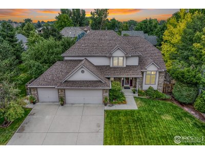 Fort Collins Single Family Home For Sale: 1026 Alexa Ct