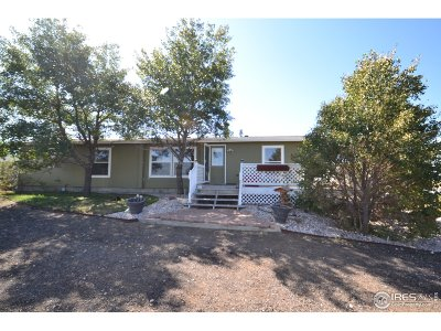 Wiggins Single Family Home For Sale: 4784 County Road L