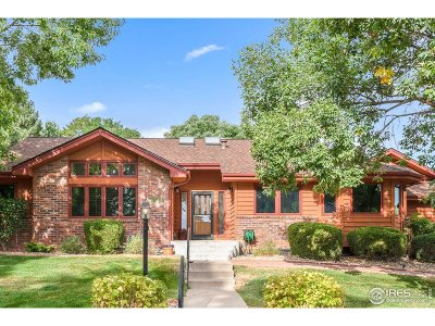 Longmont Single Family Home For Sale: 4152 Greens Pl
