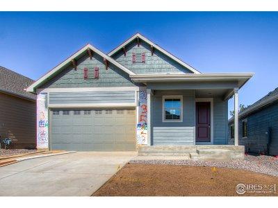 Loveland Single Family Home For Sale: 3523 Taylor Walker St