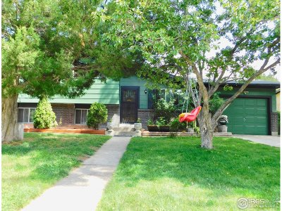 Fort Collins Single Family Home For Sale: 2800 Redwing Rd