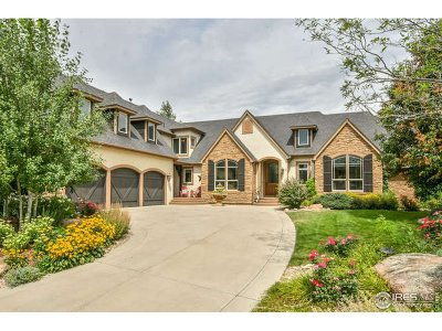 Longmont Single Family Home For Sale: 1312 Jade Ln