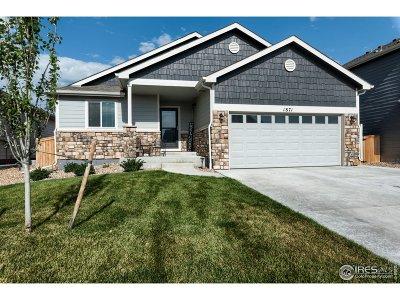Severance Single Family Home For Sale: 1871 Vista Plaza St