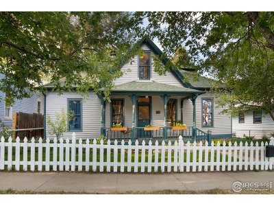 Lafayette Single Family Home For Sale: 209 E Cleveland St