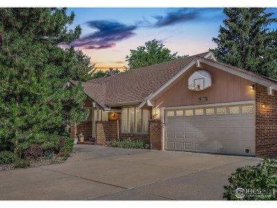 Longmont Single Family Home For Sale: 1128 Winslow Cir