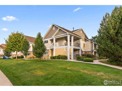 Loveland Condo/Townhouse For Sale: 4715 Hahns Peak Dr #203