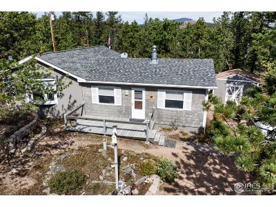Red Feather Lakes Single Family Home For Sale: 304 Sinisippi Rd