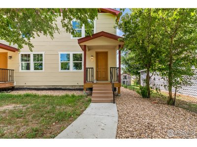 Brush Condo/Townhouse For Sale: 112 S Clifton St