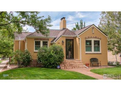 Denver Single Family Home For Sale: 393 S High St