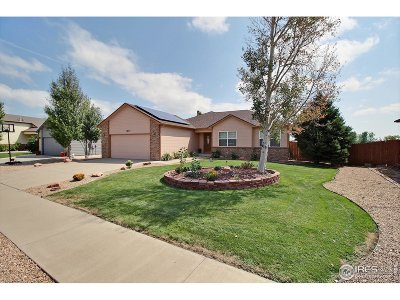 Evans Single Family Home For Sale: 3614 Stampede Dr