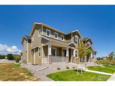 Fort Collins Condo/Townhouse For Sale: 6909 Enterprise Dr