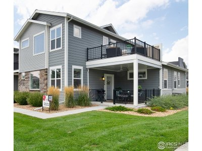 Longmont Condo/Townhouse For Sale: 639 Grandview Mdws Dr