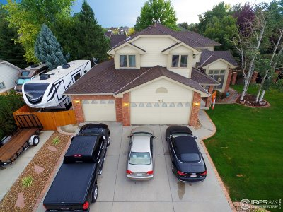 Longmont Single Family Home For Sale: 1840 Red Cloud Rd