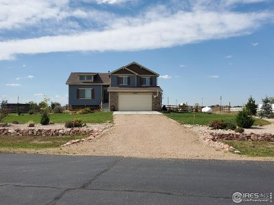 Ault Single Family Home For Sale: 40767 Jade Dr